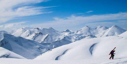 Ορειβατικο σκι στα Χανια